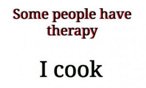 Kitchen philosophy # 2
